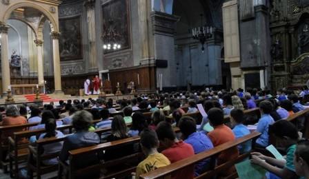 Eucaristia d'inici de curs