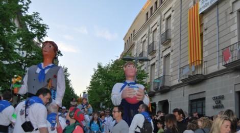 X Festa Gegantera de la Tardor