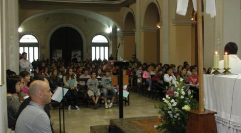 Eucaristia de final de curs