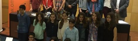 Concurs literari per a escolars Memorial Joaquim Casas XXXV edició