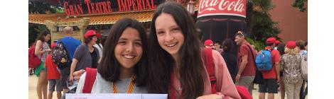 Guanyadores concurs Coca-Cola