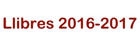 llibres2016-2017