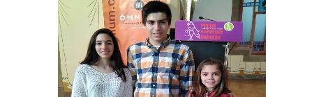 Siara Pantoja, Èrica Prados i Eloi López
