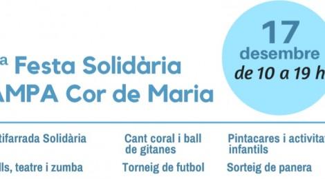 2a Festa Solidària AMPA