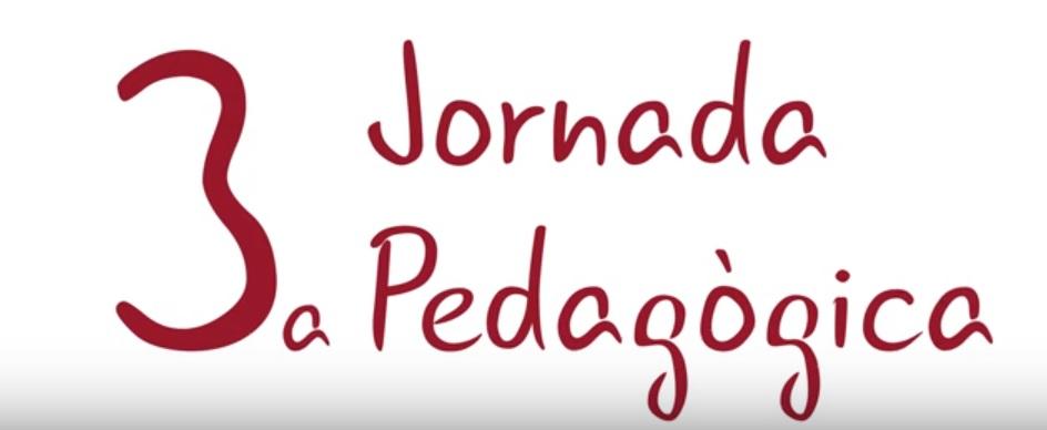 3a Jornada Pedagògica