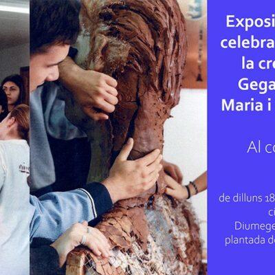 Exposició Colla Gegantera